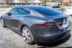 Tesla Crystalline 20% Window Film