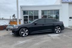 2019 Audi RS5 Elite 20% Window Film On the whole car