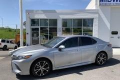 2019 Toyota Camry Premium 32%-15% Window Tint