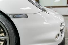 2011 Porsche 911 Turbo Paint Protection Film Cquartz
