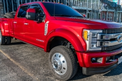 2019 F450 Paint Protection Film, and Ceramic Coating on Entire Truck