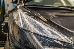 2020 Corvette Bumper and Lights Elite 20% Window Tint