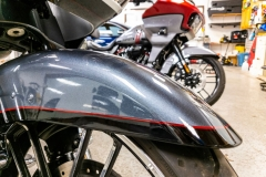 2020 Harley Tri Glide Paint Protection Film and CQuartz