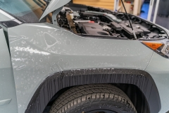 2020 Toyota Rav4 TRD Full Front with HL ClearPlex and Elite 75% with Back Elite 45%