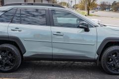 2020 Toyota Rav4 TRD Full Front with HL ClearPlex and Elite 75% film and Back Elite 45% film
