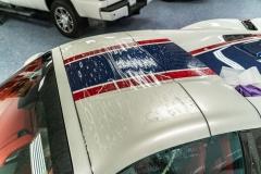 2020 White Ferarri 488 Pista Spyder full XPEL Paint Protection Film  Wrap