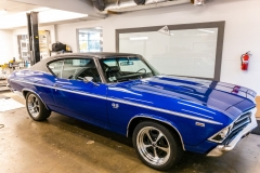 71 Chevy Chevelle Full Front Paint Protection Film