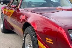 79 Trans Am full hood, bumper, and trunk