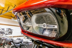 Harley Tri Glide Ceramic Coating and Paint Protection