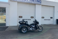 Harley Tri glide Paint Protection only