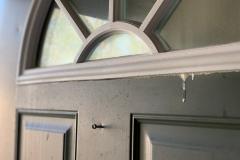 Storm Door Problem Area
