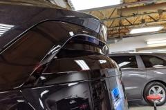 Dark Smoke Lights Audi Q8