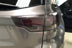 Honda After Medium Smoke Lights