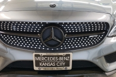 Gloss Black Grille Wrap