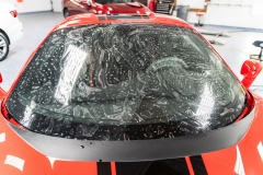 2019 Ferrari 488 Pista Spyder ClearPlex Elite 45% on Windshield