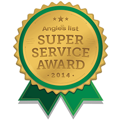 Angie's List Super Service Award | Midwest Tinting