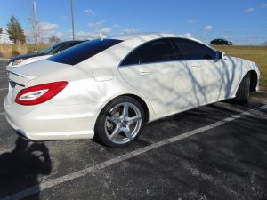 Midwest Tinting installed Elite 15% Tint on all windows