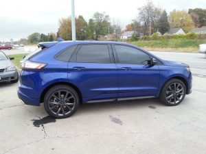 2015 Ford Edge Select Tint