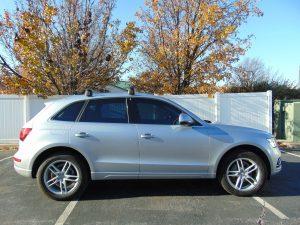 2015 Audi Q5 gets Select Tint