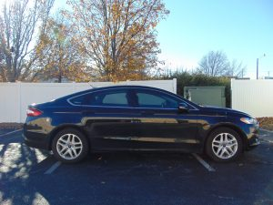 2015 Ford Fusion Select 38% Tint