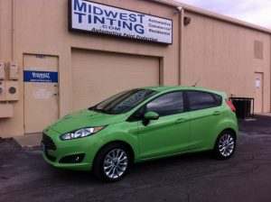 Ford Gets Select 20% and 38% Tint