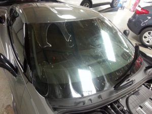 Clearplex Windshield Protection Installation