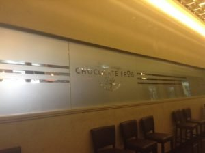 Dusted Crystal Decorative Window Film