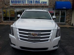 Cadillac Escalade gets XPEL Paint Protection Film (2)