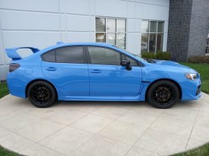 Subaru gets Select Combination 20 & 38% Tint