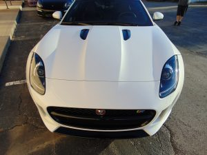Jaguar F-Type gets Paint Protection Film and Elite Window Film (3)