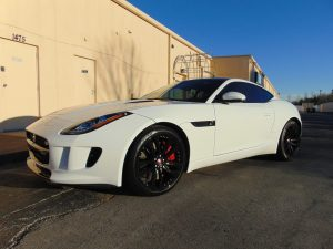 Jaguar F-Type gets Paint Protection Film and Elite Window Film (2)