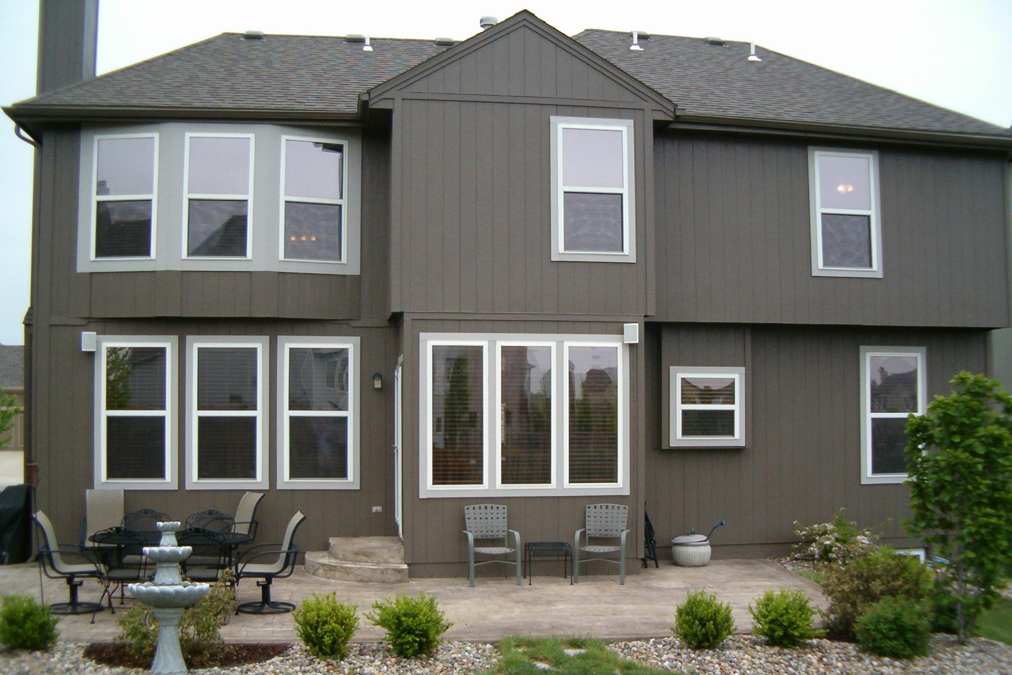 Window tint service kansas city midwest tinting for Windows for residential homes
