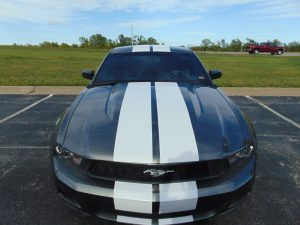 Mustang Vinyl Stripe Kit
