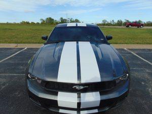 Mustang Vinyl Stripe Kit