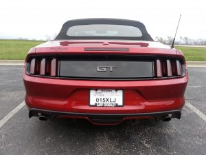 Mustang gets Gunsmoke Tail Light Tint