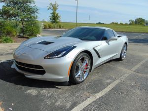 Chevy Corvette gets XPEL Paint Protection Film