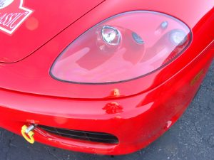 2004 Ferrari 360 gets XPEL Paint Protection Film