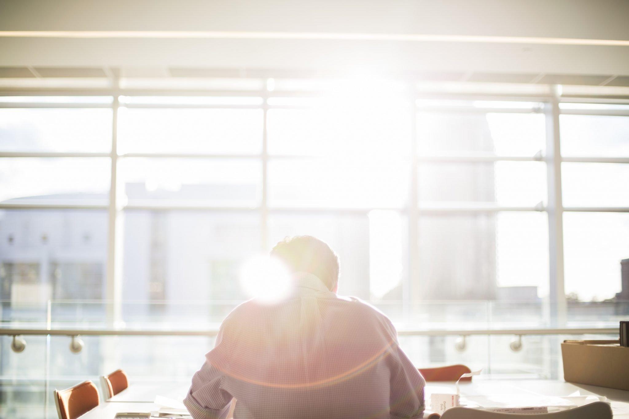 Reduce Glare - Increase Productivity
