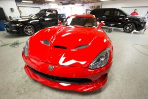 Car Tinting for a Dodge Viper 5