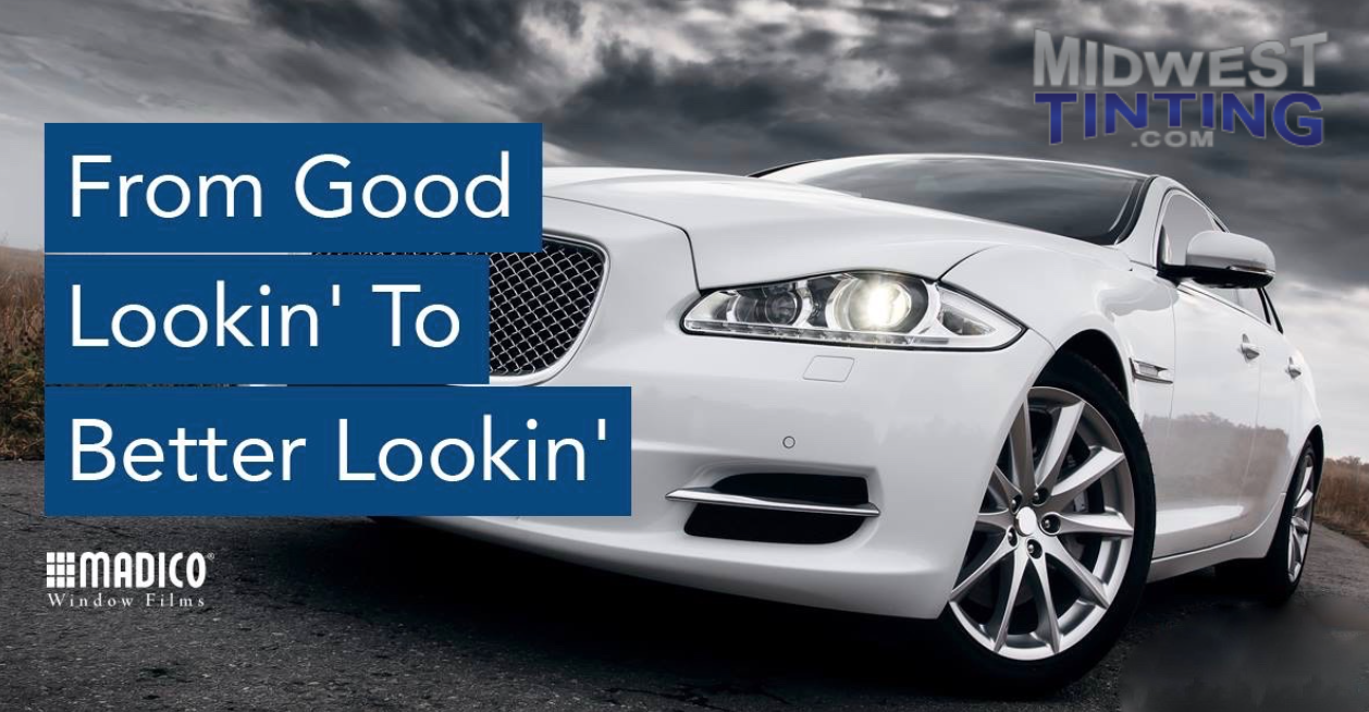 Match Your Car's Style and Performance with Madico Window Film
