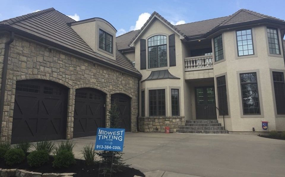 Did You Know We Tint Houses? Six Benefits of Home Window Film? - Home Window Tinting Kansas City