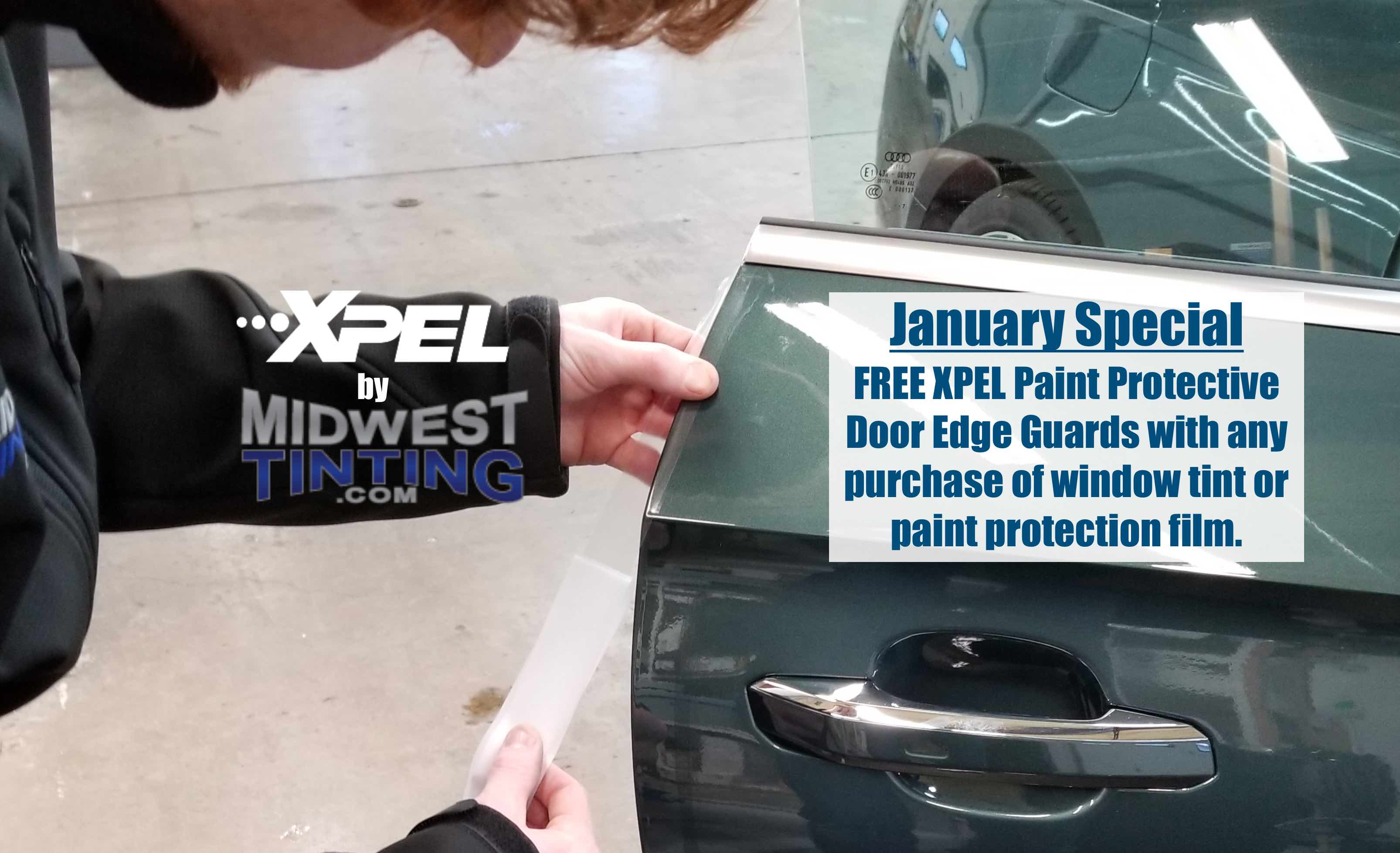 January 2018 XPEL Promotion