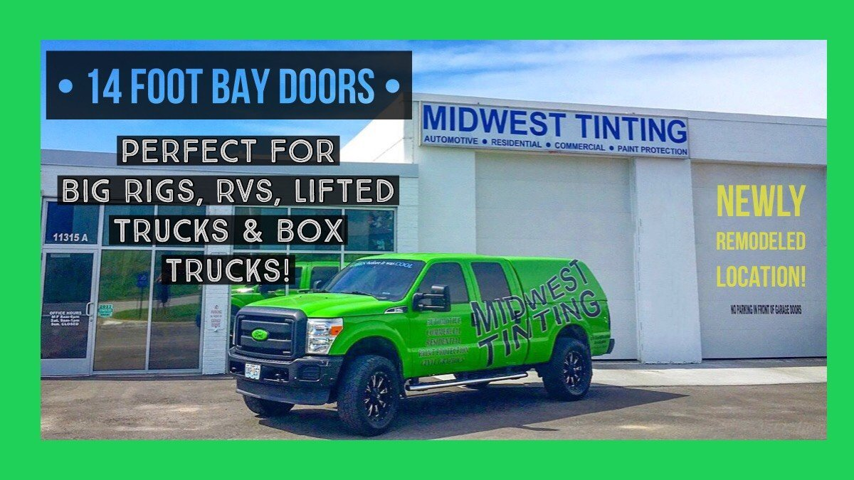Visit the Newly Renovated Midwest Tinting Independence, Missouri Store