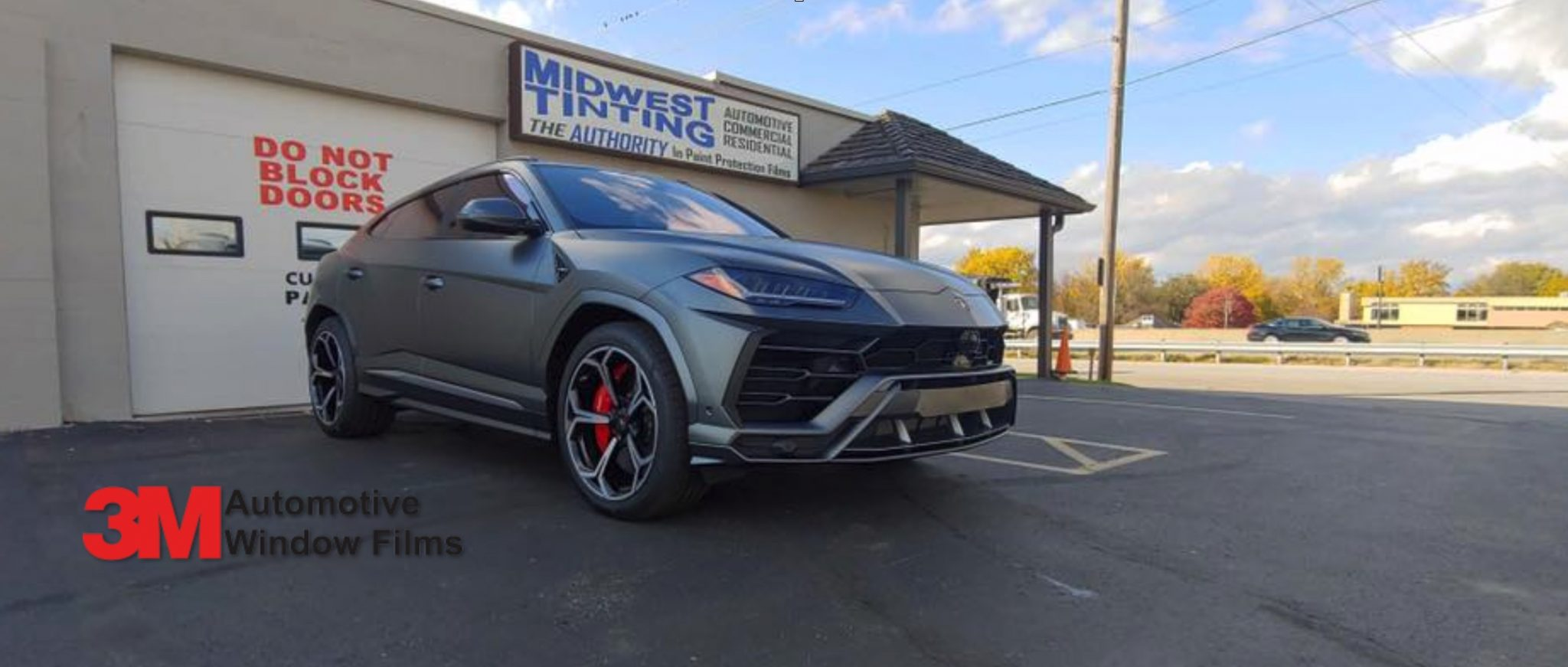 Midwest Tinting Proudly Offers 3M Crystalline Automotive Window Film in Kansas City - Automotive Window Tinting in Kansas City