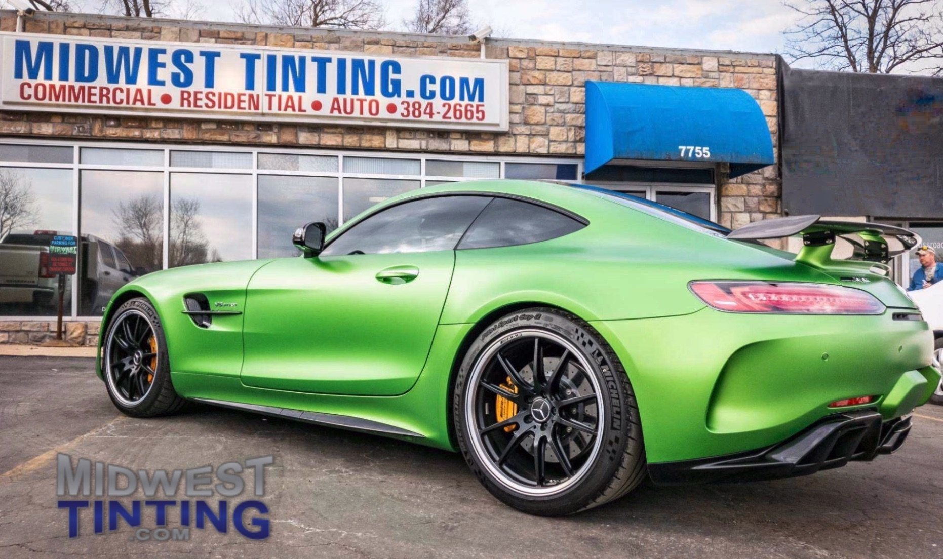 Spring Into The Season With a Free Window Tint Upgrade from Midwest Tinting - Automotive Window Tinting in Kansas City