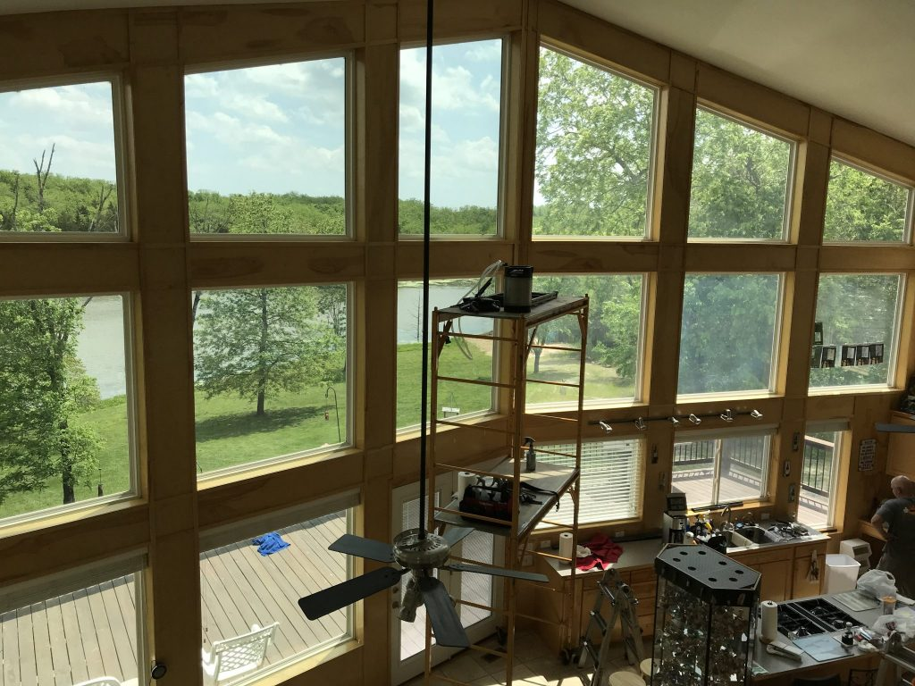 Beat the Heat With Home Window Films in Kansas City - Home Window Tinting in Kansas City