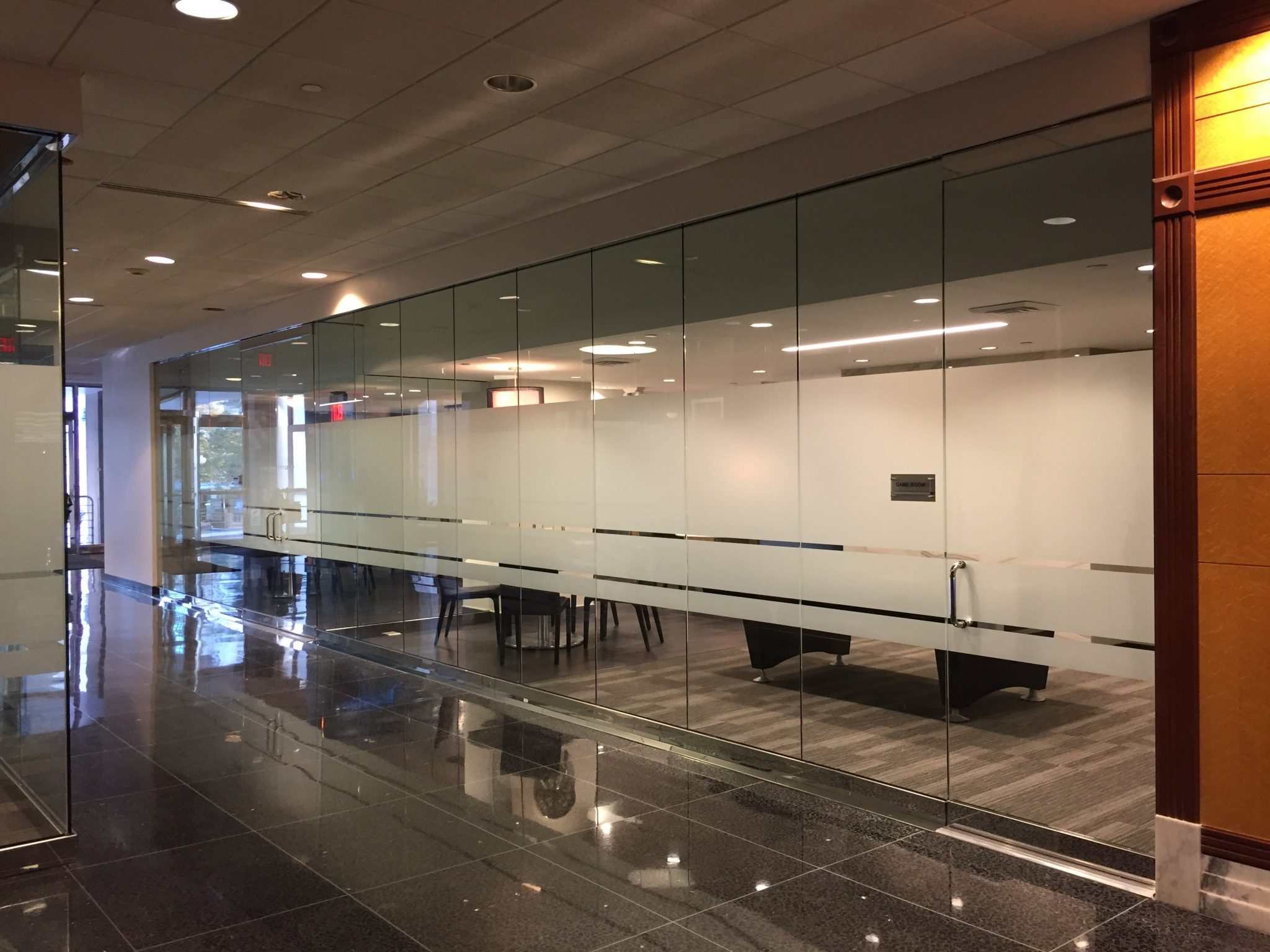 Seven Reasons to Consider Commercial Decorative Glass Films in Kansas City