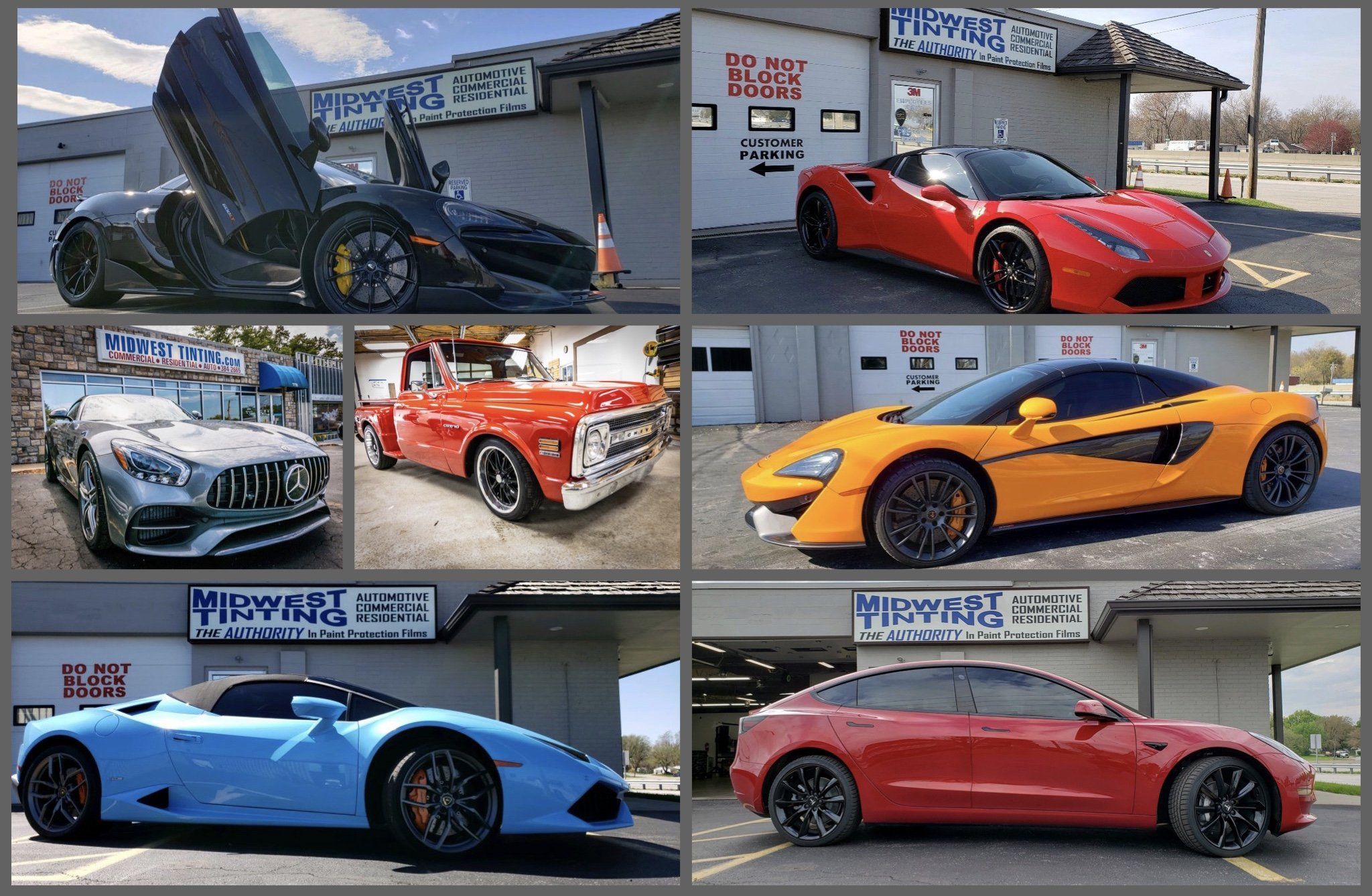 The Top Midwest Tinting Automotive Projects in Kansas City in 2019