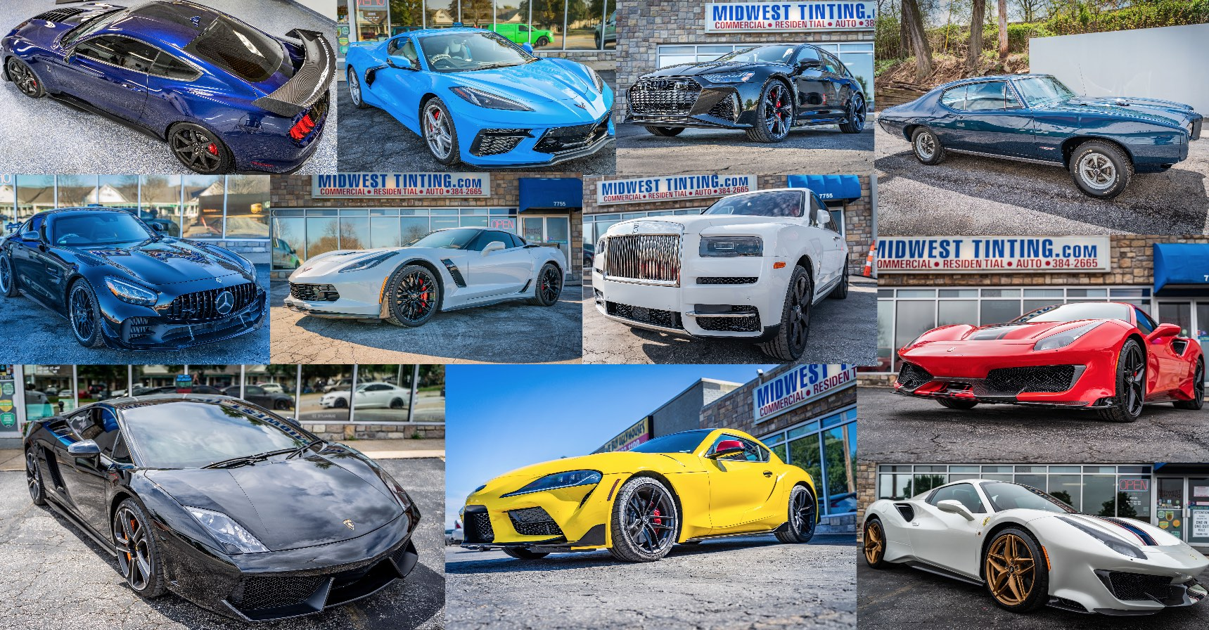 Check Out Midwest Tinting's The Top 12 Posts of 2020 in Kansas City