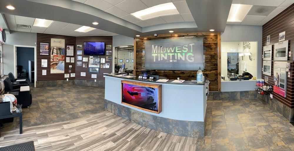 midwest tinting interior designer! building